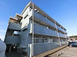 千葉県成田市三里塚光ケ丘の賃貸マンションの外観