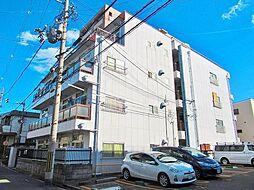 坂本マンション[4階]の外観