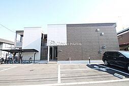 小田急小田原線 本厚木駅 バス24分 山王坂上下車 徒歩6分の賃貸アパート