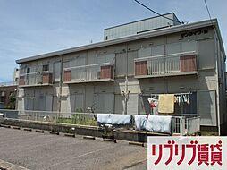 千葉県千葉市中央区旭町の賃貸アパートの外観