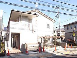 クリスタル青井I[205号室]の外観