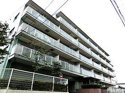 浦和エメラルドグリーン[4階]の外観