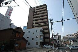 プレサンス名古屋STATIONキュオル[2階]の外観