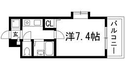シティハウス仁川2[1階]の間取り