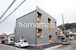 JR鹿児島本線 熊本駅 徒歩7分の賃貸アパート