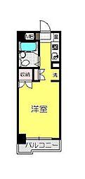 ガーデンヒルズ横浜(ガーデンヒルズヨコハマ)[3階]の間取り
