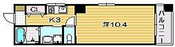 Surpass Villa[2階]の間取り