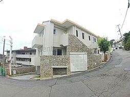 ラソフェリス雲雀丘[2階]の外観