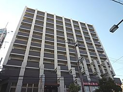 レジュールアッシュ尼崎駅前[10階]の外観