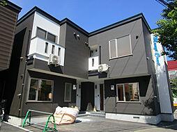 [テラスハウス] 北海道札幌市東区北二十六条東21丁目 の賃貸【/】の外観