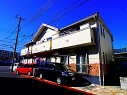 東京都東久留米市南町1丁目の賃貸アパートの外観