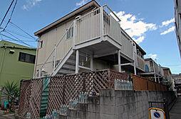 奈良県奈良市南魚屋町の賃貸アパートの外観