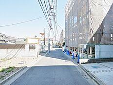 前面道路(2018.4)