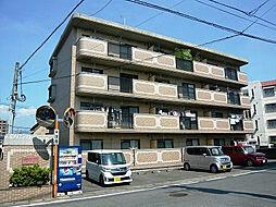福岡県大野城市栄町2丁目の賃貸マンションの外観