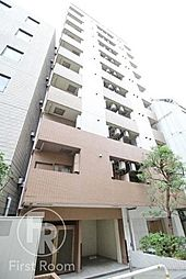 東京都品川区東五反田1丁目の賃貸マンションの外観