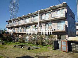 メイプルガーデンA[1階]の外観
