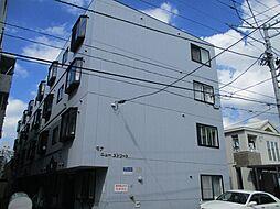 モアニューストリート[A201号室]の外観