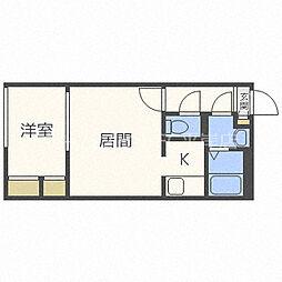 学園前駅 5.1万円