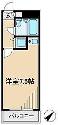 ライオンズマンション駒込第7[1階]の間取り