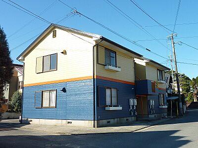 外観,2LDK,面積54m2,賃料4.5万円,,,福岡県久留米市合川町
