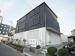 シャーマ北綾瀬[1階]の外観