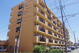 千葉県流山市南流山8丁目の賃貸マンションの外観
