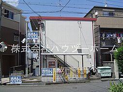 シティハイツ久津川[2階]の外観
