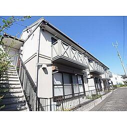 静岡県静岡市清水区庵原町の賃貸アパートの外観