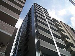 ピュアドーム箱崎アネックス[4階]の外観