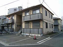 KIガーデンズ弐番館[1階]の外観