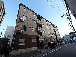 ウィステリア矢田[2階]の外観
