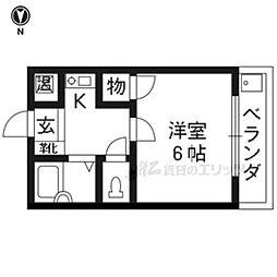 富野荘駅 2.5万円