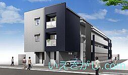 兵庫県神戸市中央区下山手通9丁目の賃貸マンションの外観