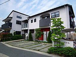 兵庫県伊丹市荒牧1丁目の賃貸アパートの外観