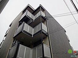 レオパレス夢眠舎[2階]の外観