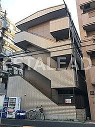 ジュネス新大塚[3階]の外観