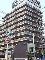 昭和グランドハイツ阿倍野[4階]の外観