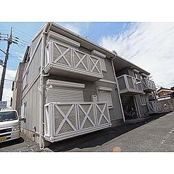 奈良県大和高田市大東町の賃貸アパートの外観