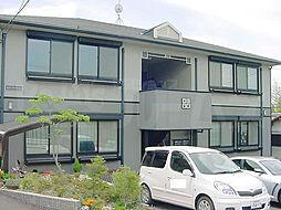 京都府宇治市木幡北山畑の賃貸アパートの外観