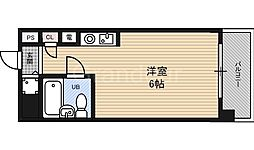 アクティブ城東[2階]の間取り