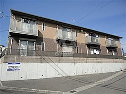 兵庫県神戸市西区白水1丁目の賃貸アパートの外観