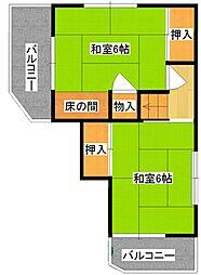 [一戸建] 大阪府吹田市南金田2丁目 の賃貸【/】の間取り