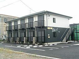 三重県四日市市富士町の賃貸アパートの外観