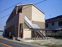 大阪府和泉市伯太町1丁目の賃貸アパートの外観
