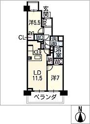 東山公園駅 13.5万円