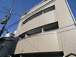 オーツ駒川[3階]の外観