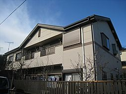 東京都国分寺市戸倉3丁目の賃貸アパートの外観