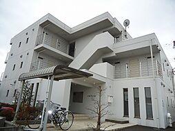 神奈川県相模原市中央区上矢部3丁目の賃貸マンションの外観