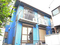 ココ・パームス・アライ[203号室]の外観
