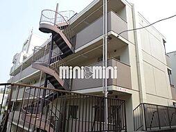 沖野館[2階]の外観
